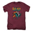 Men's Batman T-Shirt With Startling Shock Graphic