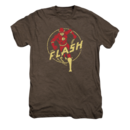 Men's The Flash T-Shirt with Flash Comics Graphic