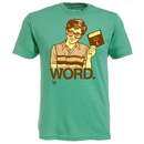 Ames Bros Word Up Graphic T-Shirt