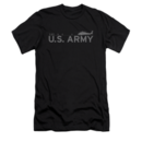 Men's US Army T-Shirt with Army Helicopter Graphic