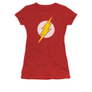 Women's Flash T-shirt with Rough Logo graphic
