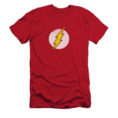 Men's The Flash T-Shirt with Rough Logo