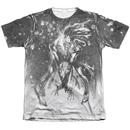 Men's The Joker T-Shirt with Sketchy Joker Graphic