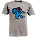 Ames Bros Ungrateful Bear Graphic T-Shirt