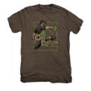Men's Green Lantern T-Shirt with Vintage Ring Power Graphic