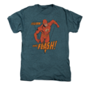 Men's The Flash T-Shirt with Whirlwind Graphic