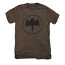 Men's Batman T-Shirt with Vintage Handywork Graphic