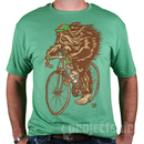 Ames Bros Tour de Beast Graphic T-Shirt