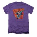 Men's Superman T-Shirt with Job For Me Vintage Graphic
