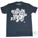 Ames Bros AutoBot vs CarelessBear Graphic T-Shirt