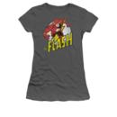Women's Flash T-shirt with Run Flash Run graphic