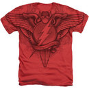 Men's The Flash T-Shirt with Winged Flash Logo