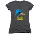 Women's Batgirl T-shirt with Batgirl is Hot graphic