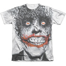 Men's The Joker T-Shirt with Bats On The Brain Graphic