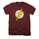 Men's The Flash T-Shirt with Rough Graphic