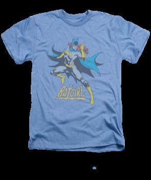 Women's Batgirl T-shirt with See Ya graphic