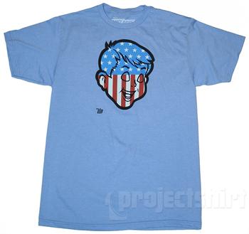 Ames Bros Pearl Jam Icon Graphic T-Shirt
