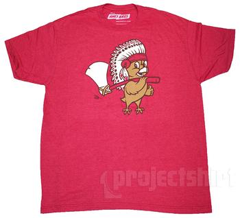 Ames Bros Toma-Hawk Graphic T-Shirt