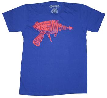 Ames Bros Ray Gun Graphic T-Shirt