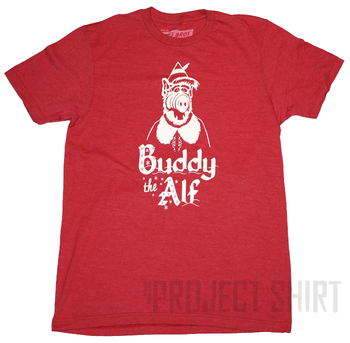 Ames Bros Buddy The Alf Graphic T-Shirt