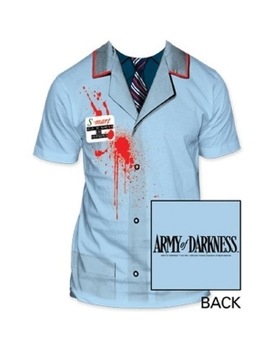 Army Of Darkness Hello My Name Is Costume