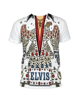 Elvis Presley Eagle Jumpsuit Costume