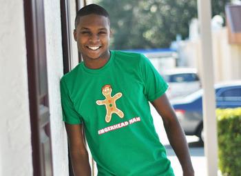 Gingerhead Man T-Shirt