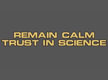 Nuklear Power - Trust Science t-shirt