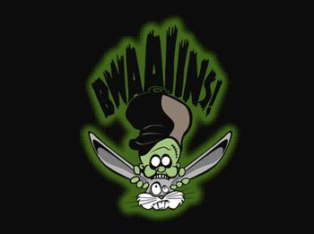 Bwain Season t-shirt