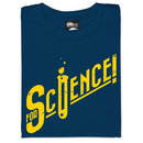 For Science! T-Shirt - Royal Heather