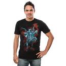 Ghost Centaur T-Shirt - Black