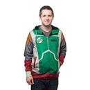 Star Wars Boba Fett Windbreaker Jacket - Boba Fett Windbreaker