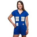 Doctor Who TARDIS Romper - Exclusive - Blue
