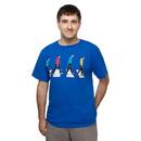 Star Trek Abbey Road  T-Shirt - Exclusive T-Shirt - Royal Blue