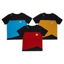 Star Trek TNG Uniform Toddler Tee - Exclusive - Blue (Sciences)