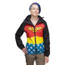 Wonder Woman Rain Jacket - Red