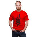 Warcraft Movie Blackhand Icon T-Shirt - Red