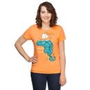 Gulliver's Travels Ladies' T-Shirt - Orange