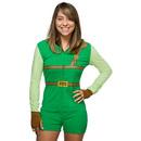 Legend of Zelda Link Ladies' Romper - Exclusive - Green
