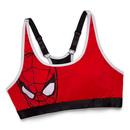 Spider-Man Sports Bra - Red