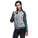 Wesley Crusher Bomber Jacket - Grey