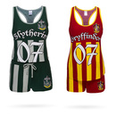 Harry Potter Quidditch Jersey Tank and Shorts Sleep Set - Gryffindor