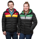 Harry Potter House Down Jackets - Gryffindor