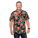 Firefly Hawaiian Shirt - Black