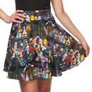 Un-Happy Hour Skirt - Multi