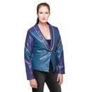 Marvel Thor Loki Ladies' Blazer - Purple/Blue