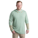 Zelda: Breath of the Wild Link's Arm Guard Sweater Hoodie - Green