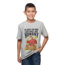 Donkey Kong Hungry Kids' T-Shirt - Grey