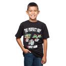 Teen Titans Go! Perfect Day Kids' T-Shirt - Black