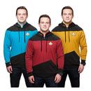 Star Trek: TNG Uniform Hoodie - Red